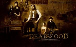 Imagen promocional de Deadwood