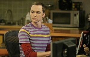 Protagonista de The Big Bang Theory