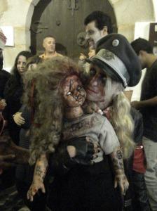 Zombie Walk: una magnífica caracterización