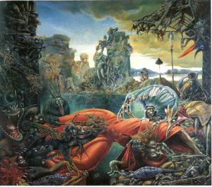 Pintura de Max Ernst