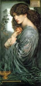 Proserpina de Rosetti