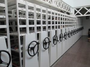 La biblioteca alberga 25.000 documentos en fondo de cómic