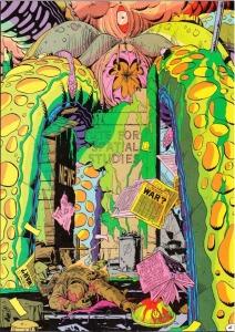 El monstruo ideado por el guionista de Aislado.